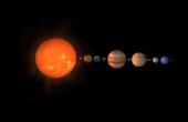 你知道什么是太阳系吗?