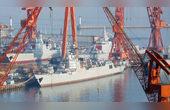 俄盘点中国海军服役舰艇