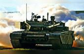 中国新一代坦克雏形初现