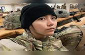 深圳女孩为绿卡参加美军