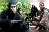 科幻片:猩猩准备奴役人类