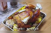 圣誕就要吃黃油蜂蜜烤雞
