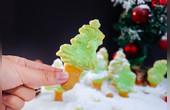 鈣含量高的圣誕樹溶豆