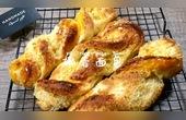 在家做椰香濃郁的椰蓉面包