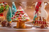 小羽私廚之圣誕樹松餅