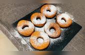 超簡單的甜甜圈做法!