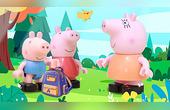猪妈妈给孩子买开学新书包