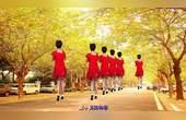 07一首陕北歌谣《梦中的兰花花》被广场舞跳火了,全国10几万人在看 陕北歌谣广场舞《梦中的兰花花》歌醉舞美,思念的人爱着兰花花