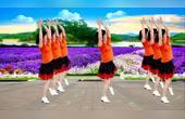 特色时尚广场舞《与爱共舞》一起来摇摆,一起飞往梦的方向