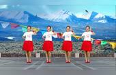 广场舞精选《我要去西藏》乌兰托娅演唱,随处都是我心灵的牧场!