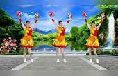 正能量的广场舞《中国梦》好听好看,豪迈大气,快看看吧
