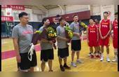 新一期国家男篮在北京开展集训