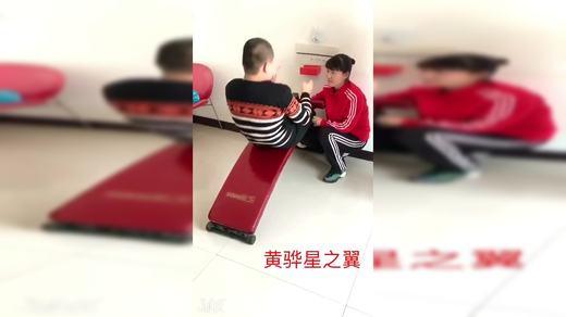 黄骅市星之翼孤独症康复学校青少部大运动训练