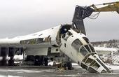 275噸轟炸機徹底拆毀