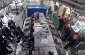 英国新航母发动机舱室曝光