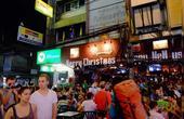 国人很少去的曼谷考山路