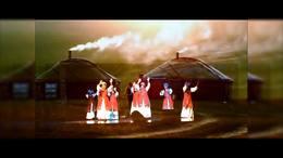 舞蹈蓝色的蒙古高原 1  2018 05 02