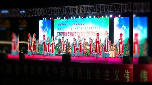 鄂尔多斯民族民间原生态艺术协会参加2018年舞蹈决赛演出
