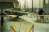 德國唯一沒夭折的火箭飛機