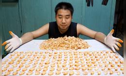 一种高级的吃虾方法(干货)