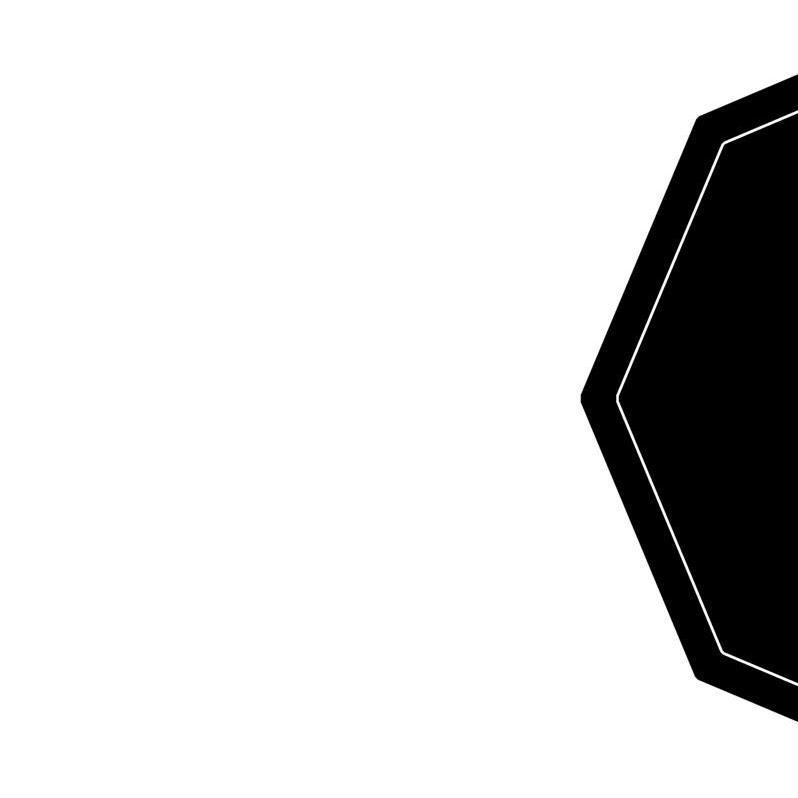 八角剪纸步骤图解