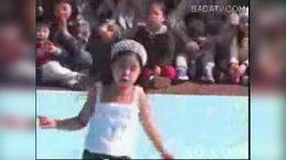 韩国8岁女孩街舞西克制作4
