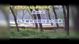 004陈式太极拳基本功教学(完整) 陈庆源