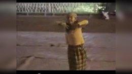 韩国8岁女孩街舞西克制作1