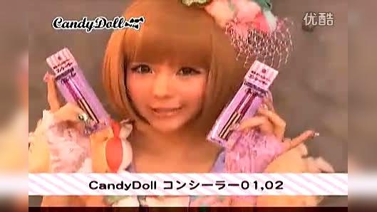 益若翼Candy Doll-搞笑视频-搜狐视频