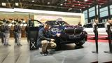 实拍车:百万级中大型豪华SUV最佳选择 全新宝马X5亮相巴黎车展!