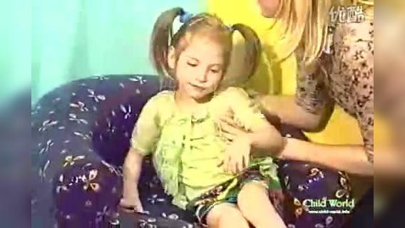可爱的外国小女孩-搞笑视频-搜狐视频