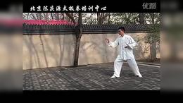 陈式太极拳精要18式教学 完整版—陈庆源