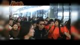 上海浦东国际机场接机 饭拍版 09/02/28-谢霆锋