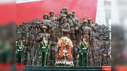 中华民族的脊梁——献给东北抗联的英雄和烈士