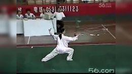 梁晓葵42式太极剑
