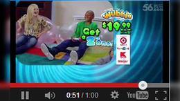 Wubble TV Commercial沃宝欢乐泡户外亲子互动