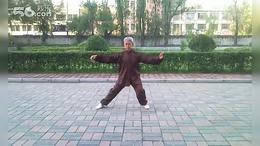 陈伯祥大师弟子赵家清小架一路太极拳演练(高清)...