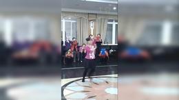 毛淼雁老师的舞蹈新作   阿拉木汗  潘玲