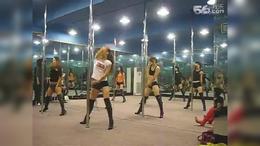 Jc 深圳钢管舞健身塑形