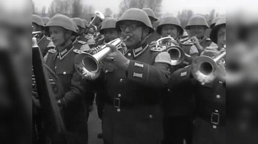 东德国家人民军阅兵训练(1963)