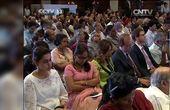 20140918 习近平主席在印度新德里发表重要演讲
