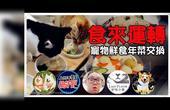 【鱼乾】食来运转 - 宠物鲜食年菜交换,充满爱的手做料理! (Feat. 柯基犬肥油、好味小姐阿晋、