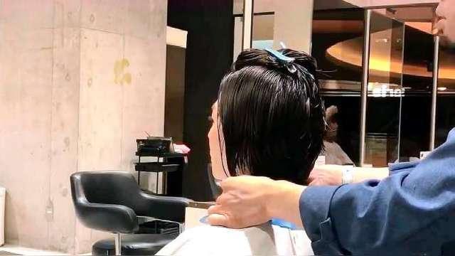 """只是剪剪就很美的""""半盖耳""""短发,知性很时尚,显小气质真好图片"""