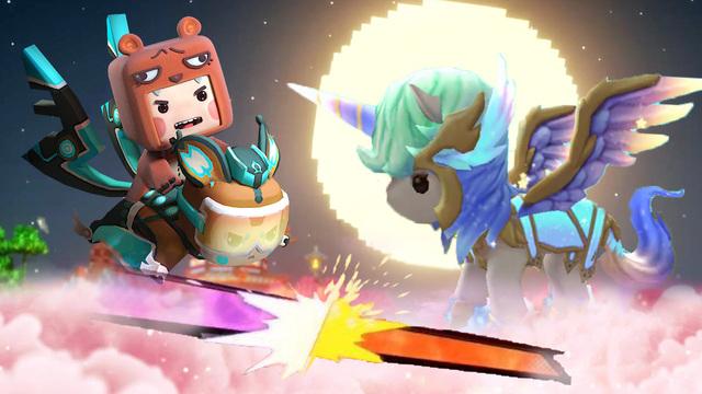 迷你世界:星河天马和小飞鼠到底谁厉害
