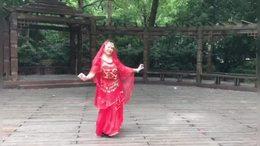舞之恋舞蹈队一一异国风情