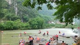 桂林山水美
