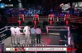中国好声音 毅光年VS声音乐团《没离开过》