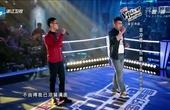 中国好声音8-23单冲峰VS倪鹏《当我想你的时候》