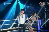 中国好声音8-23桂雨濛VS孟楠《让每个人都心碎》