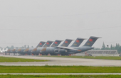 中国九架运-20横空出世